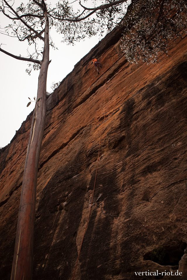Klettern ist eine der schönsten Sportarten der Welt.