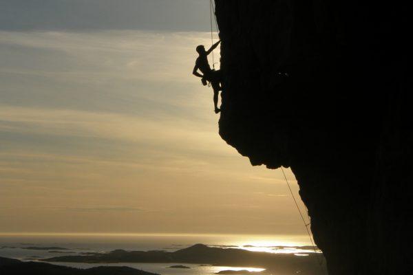 ausdauer klettern