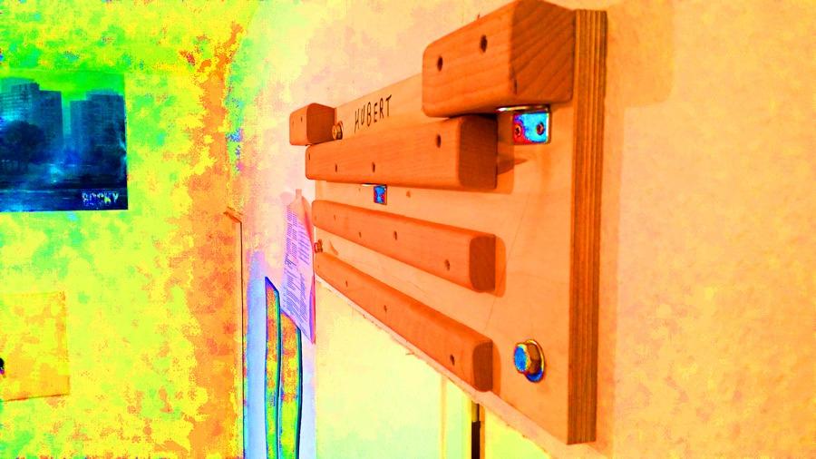 Hangboard Eigenbau