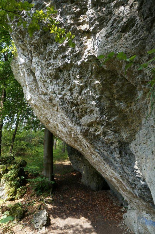 Fränkisches Klettern